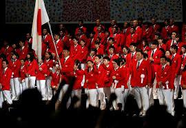 リオ日本選手団