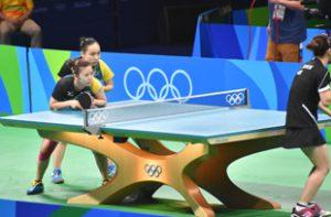 リオ卓球台